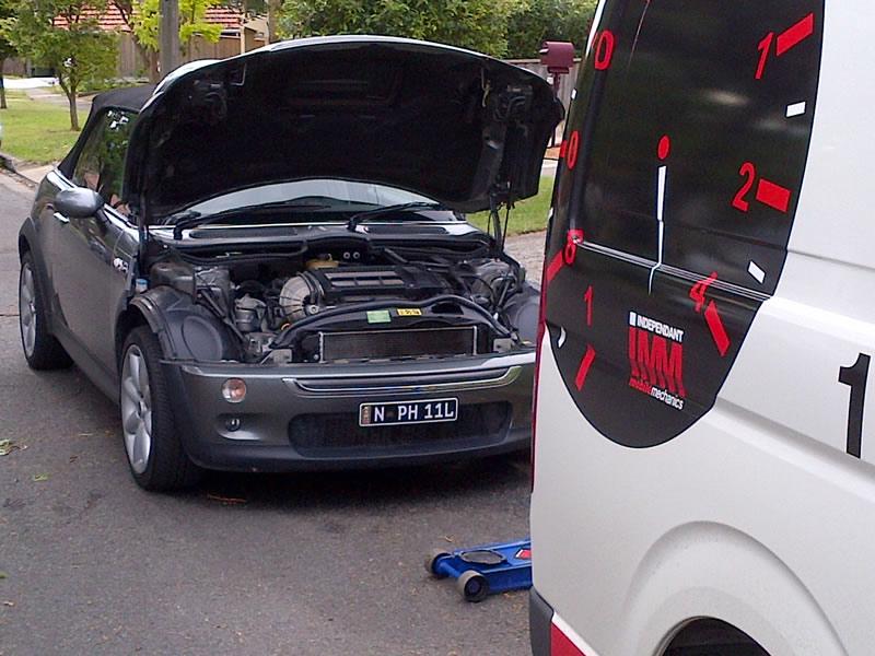 Mechanic Check Used Car Sydney